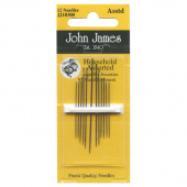 Household Needle Assortment - (12 ct)