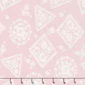 Majestic - Stamp Pink Yardage