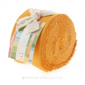 Bella Solids Cheddar Junior Jelly Roll