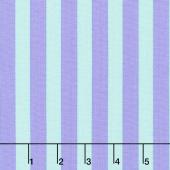Tula Pink's All Stars - Pom Poms & Stripes Tent Stripe Petunia Yardage
