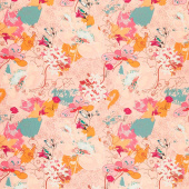 Legendary - Wonderlust Boho Blush Yardage