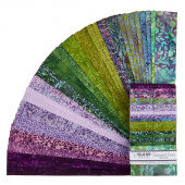 Enchanted Forest Batiks Strips
