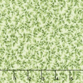 Victoria Gardens - Leaf Tendrills Leaf Yardage