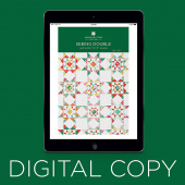 Digital Download - Seeing Double Quilt Pattern by Missouri Star