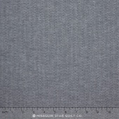 Chambray Union - Herringbone Indigo Yardage