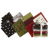 Most Wonderful Time Flannel Fat Quarter Bundle