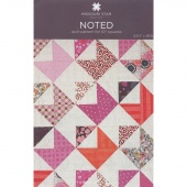 Noted Quilt Pattern by Missouri Star