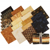 Gatsby Batiks Fat Quarter Bundle