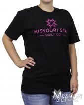 Missouri Star Small T-Shirt - Black
