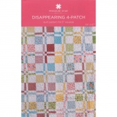 Disappearing 4-Patch Quilt Pattern by Missouri Star