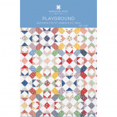 Playground Quilt Pattern by Missouri Star