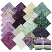 Tonga Treats Batiks - Tulip Fat Quarter Bundle