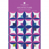 Architecture Quilt Pattern by Missouri Star