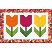 Missouri Star Totally Tulips Wall Hanging Kit