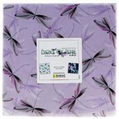 "Essence of Pearl Purple 10"" Squares"