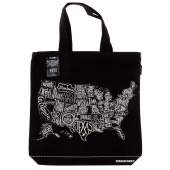 Metropolis Canvas Tote Bag