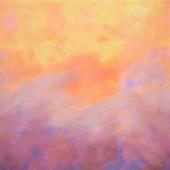 Sky - Ombre Dawn Digitally Printed Yardage