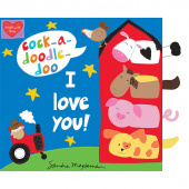 Huggable & Lovable Books - Farm Book Multi Panel