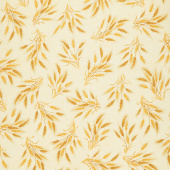 Autumn Beauties - Wheat Autumn Metallic Yardage