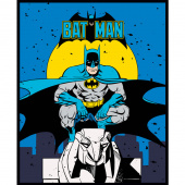 DC Comics II - Batman Blue Panel