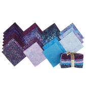 Crystal Sea Batiks Fat Quarter Bundle