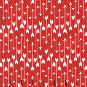 Love You - Arrows Lipstick Yardage