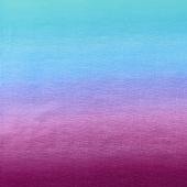 Gelato - Ombre Violet/Teal Multi Yardage