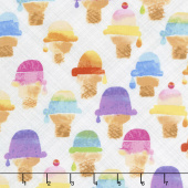 Sweet Treats - Wafer Cone Vanilla Yardage