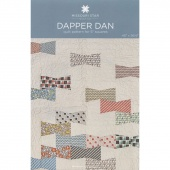Dapper Dan Quilt Pattern by MSQC