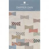 Dapper Dan Quilt Pattern by MSQC