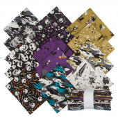 Jack is Back - Tim Burton's The Nightmare Before Christmas Fat Quarter Bundle