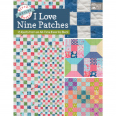 Block-Buster Quilts - I Love Nine Patches Book