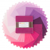 Kona Cotton - Wildberry Palette Charm Pack