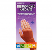 Thergonomic Hand-Aids Support Gloves Pair - Medium
