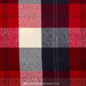 Mammoth Flannel - Plaid Americana Yardage