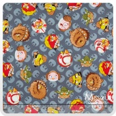 Angry Birds - Star Wars Rebel Leaders Grey Yardage