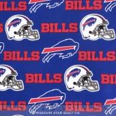 NFL - Buffalo Bills Cotton Yardage