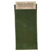 Weeks Dye Works Hand Over Dyed Wool Fat Quarter - Solid Collards