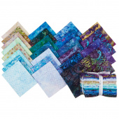 Artisan Batiks - Fancy Feathers 3 Fat Quarter Bundle