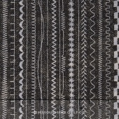 Maven - Stitches Onyx Yardage