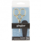 Epaulette Embroidery Scissors 3 1/2""