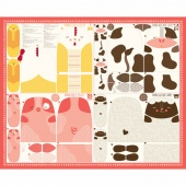 Farm Fun - Farm Animal Multi Panel