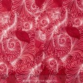 The Forever Collection - False Hellebore Light Flame Yardage