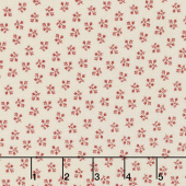 Portsmouth - Sprig Stone Red Yardage