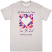 Missouri Star She Believed She Could T-Shirt - 4XL