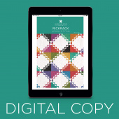 Digital Download - Rickrack Quilt Pattern by Missouri Star