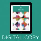 Digital Download - Rickrack Quilt Pattern by Missouri Star