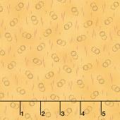 Homestead Harvest - Dots Gold Yardage