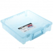 Super Satchel™ Storage Box - Aqua