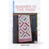Summer In The Park Pattern
